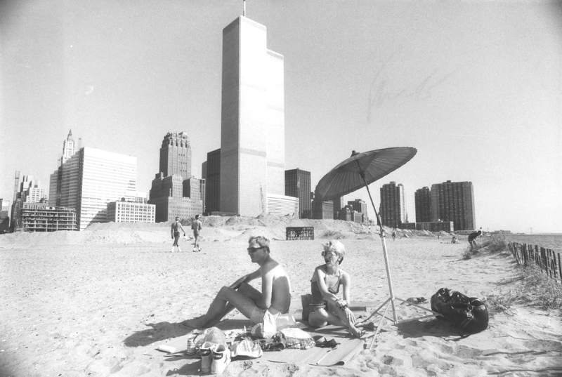 playa en manhattan, nueva york