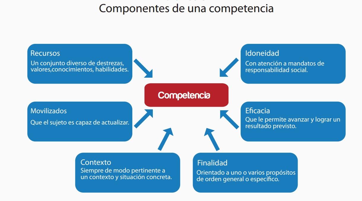 Excelente Reanudar Ejemplos De Competencias Clave Molde - Ejemplo De ...