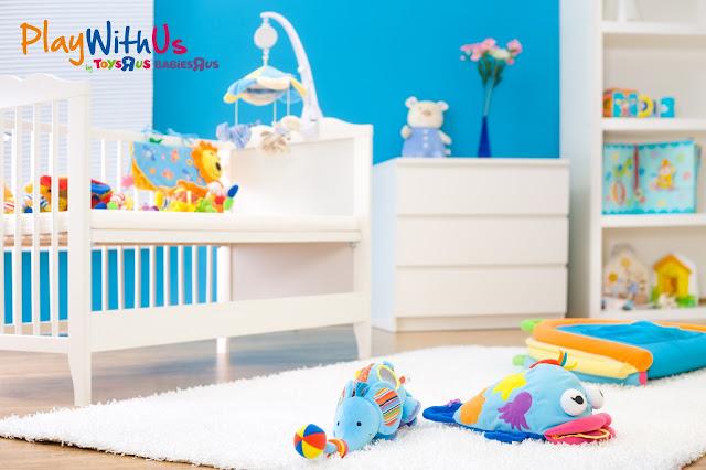 aménager chambre de bébé