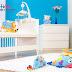 Quoi acheter pour une chambre de bébé complète ?