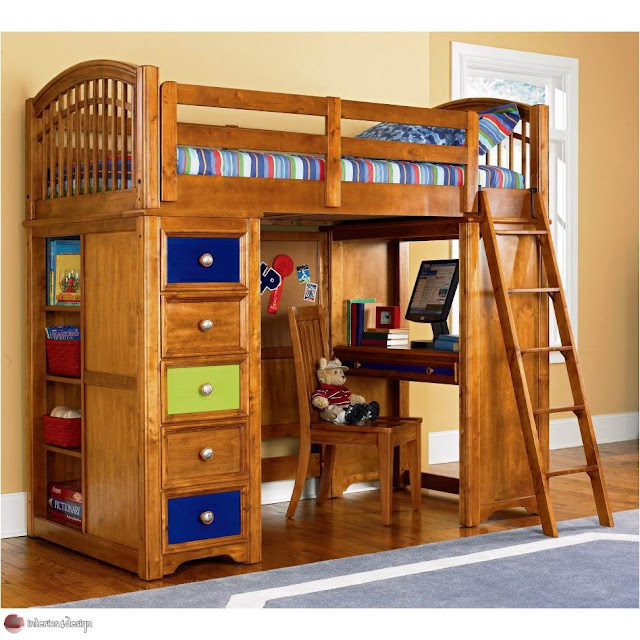 Organizing ideas for children's rooms 10