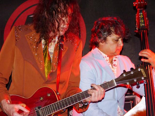 THE SADIES - Crónica concierto 16 Toneladas 2