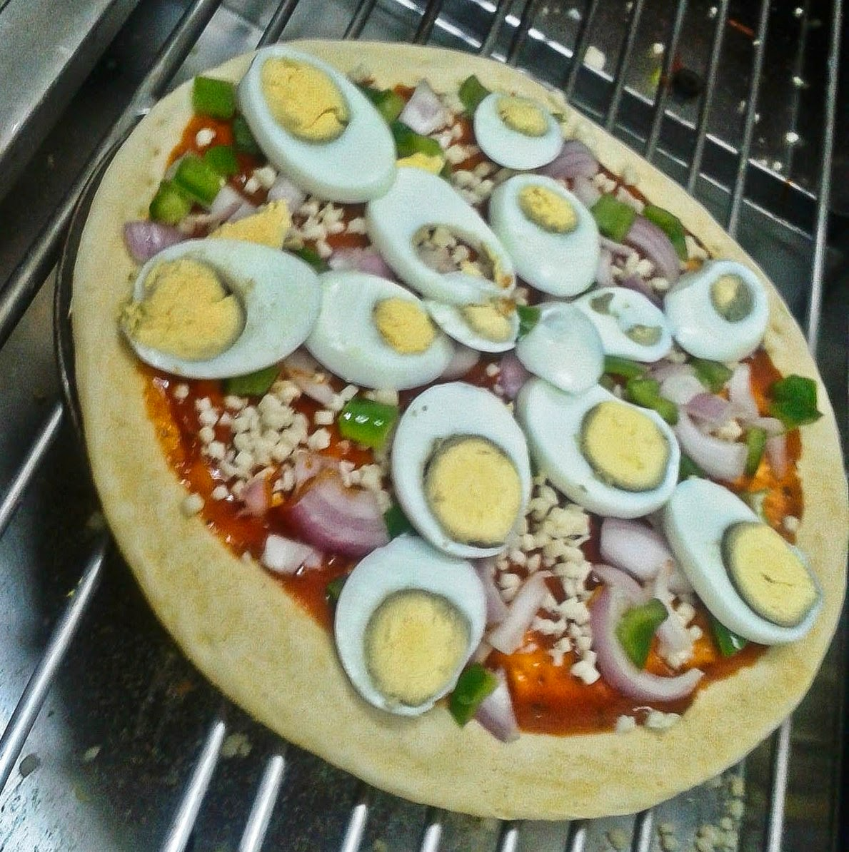 Foodaholix Pizza Corner Eggsotic