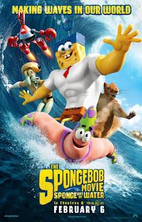 The SpongeBob Movie Sponge Out of Water (2015) สพันจ์บ็อบ ฮีโร่จากใต้สมุทร