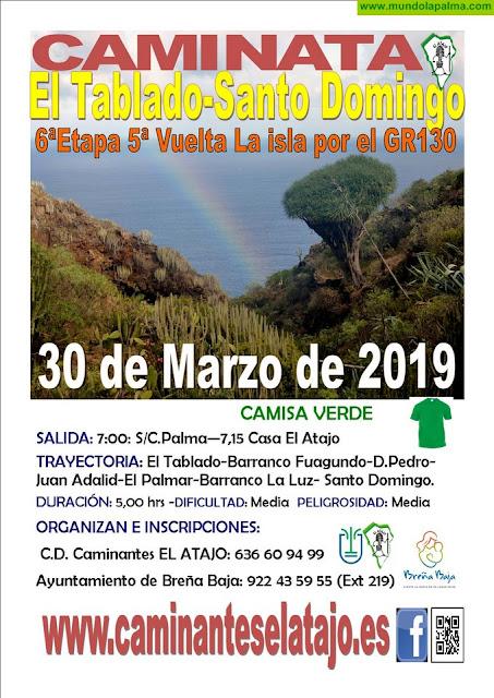 EL ATAJO: La Vuelta parte del Tablado
