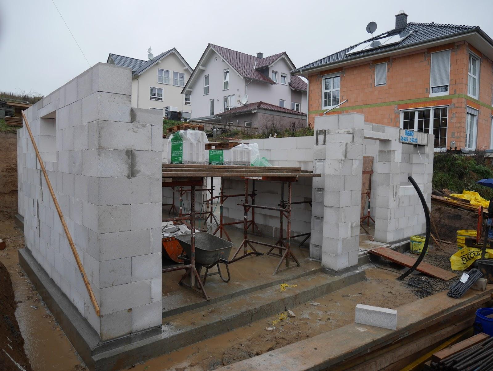 Super Katha & Julia bauen ein Haus :): Mauern - KG - Teil 3 GS55