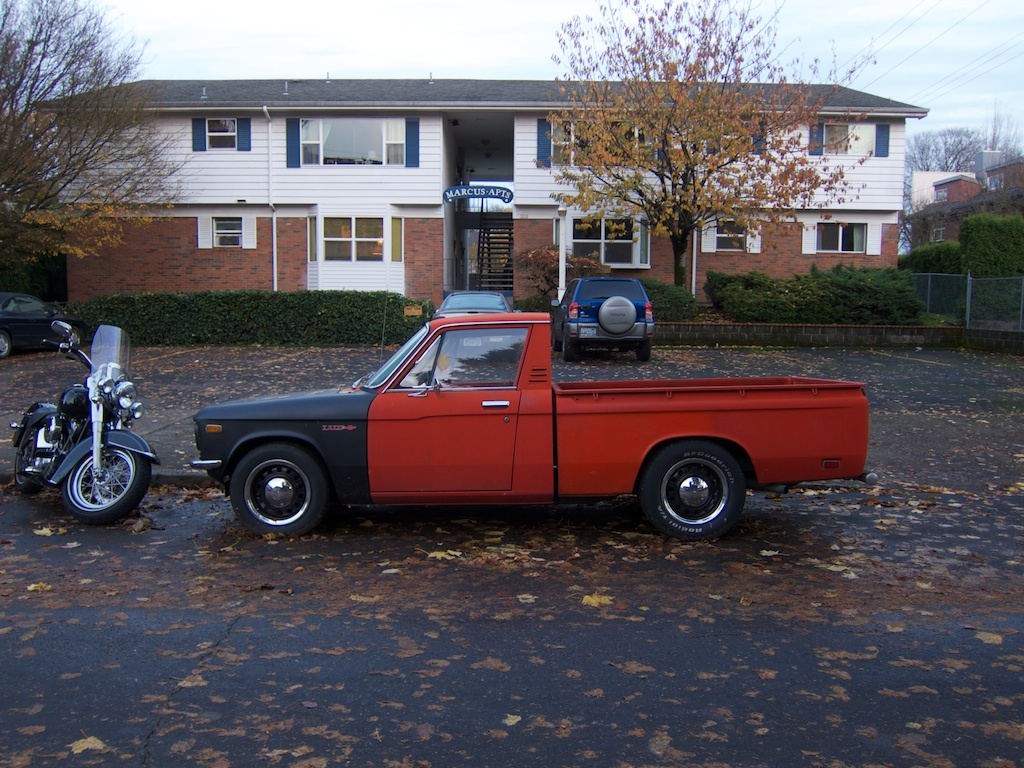 The Street Peep 1974 Chevrolet Luv 1976 Chevy Truck