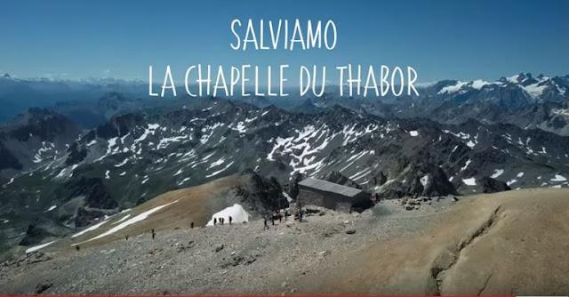 Salviamo la Chapelle du Thabor