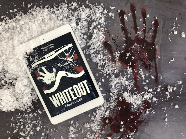 Whiteout by Gabriel Dylan book review