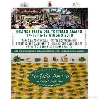 Festa del Tortello Amaro Castel Goffredo (MN)