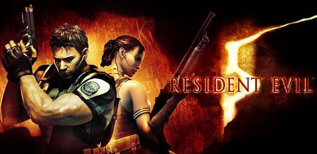 تحميل لعبه Resident Evil 5 for SHIELD TV لاجهزه الاندرويد مجانا