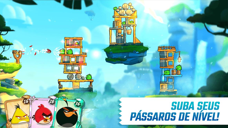 Angry Birds 2 Energia Infinita / Mod Menu v 2.51.0