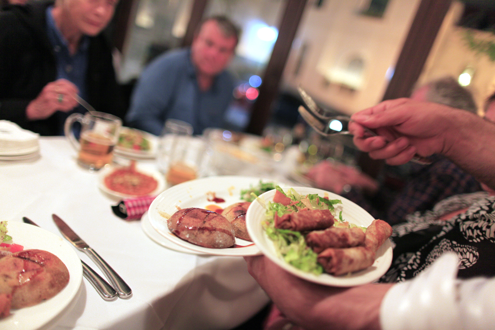 Ahh the food, the food- Syria, Lebanon and Jordan  |Damascus Food