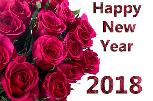 Happy New Year 2018 HD Images & 3D Wallpapers – Free Download