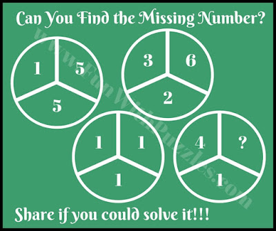 Fun Brain Maths Puzzle