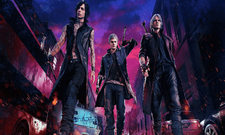 تحميل Devil May Cry 5