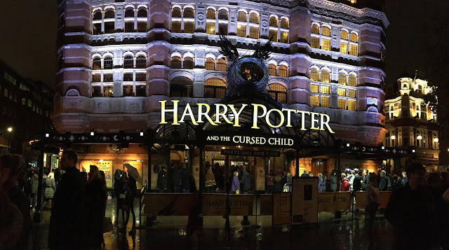 Cursed Child Palace Theatre London