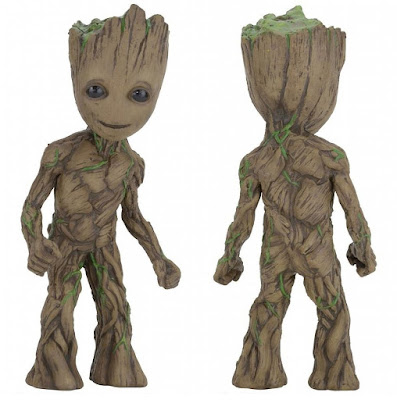 Guardians of the Galaxy Vol. 2 Baby Groot Life Size Foam Prop Replica by NECA x Marvel Comics