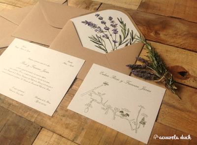 invitaciones boda personalizadas