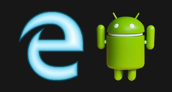 Android Telefonda Edge Tarayıcısını Siyah Tema Kullan-www.ceofix.com