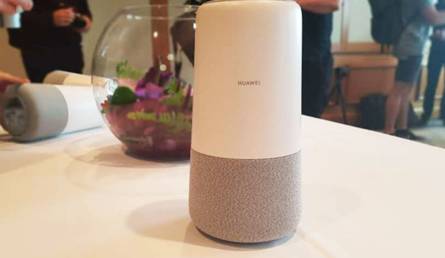 Amazon, Google, and Apple have launched a new Huawei Smart Speaker