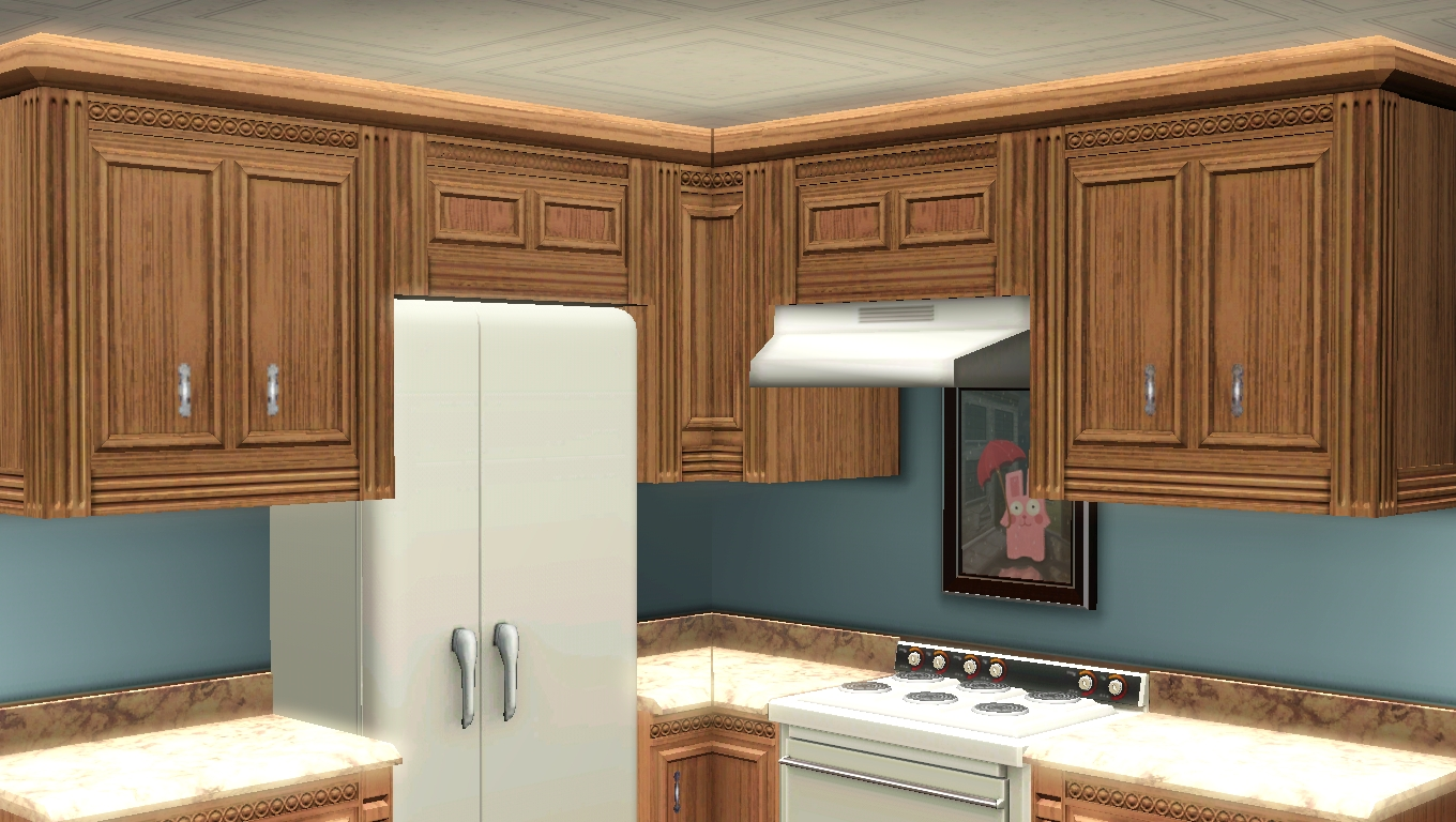 sims 2 kitchen cabinets my sims 3 5 maxis match kitchen cabinets by omega 26141