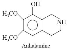 Anhalamine