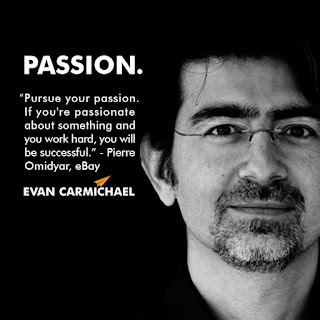 Pursue your passion