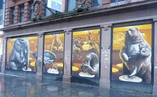 Argyle Street Café.