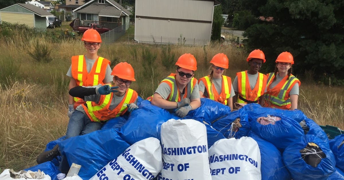 d5b1db3cde7 Washington Department of Ecology: Washington litter czars welcome viral  #Trashtag Challenge – but advise safety first