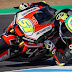 Eric Granado enfrenta problemas mecânicos em sua moto no Catar