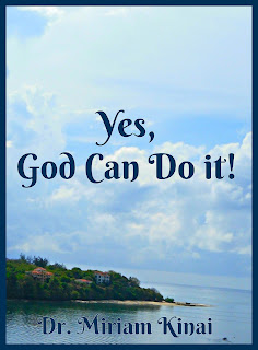 Yes, God can do it.