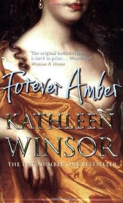 cover of novel Forever Amber