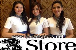 Lowongan Kerja 3 Store Padang Mei 2018
