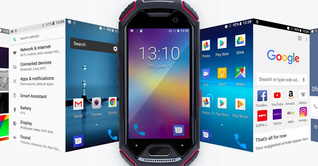 Harga Hp Unihertz Atom Smartphone Terkecil Di Dunia Bisa Main Game