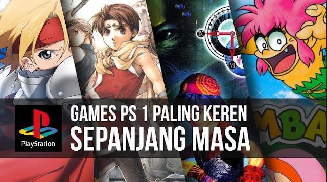 Game PS1 Terbaik Di Android