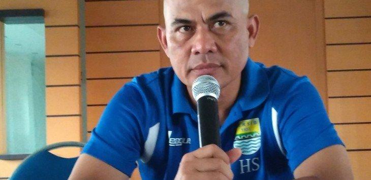 Caretaker Persib Bandung Herry Setiawan Tegaskan Timnya Sudah Siap Kalahkan Gresik United