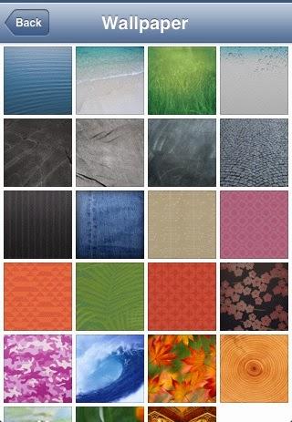 Group of Ios 6 Default Wallpaper