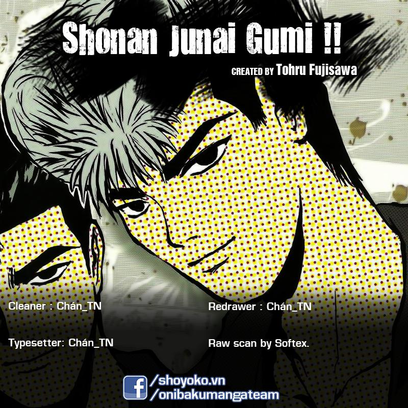 Shonan Junai Gumi! (Young GTO) Chap 267 - Truyen.Chap.VN