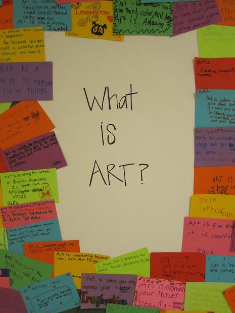 Create Art Important