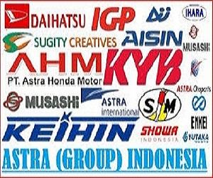 Lowongan Kerja PT Astra Group
