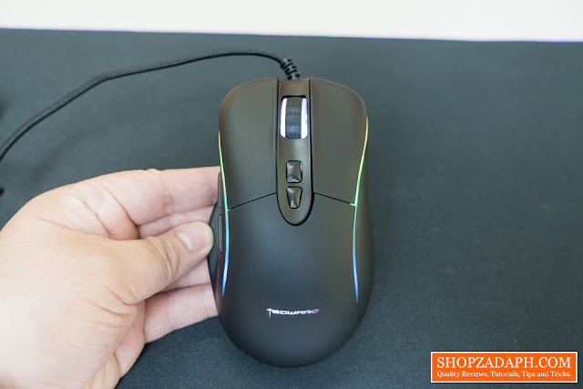 tecware vector pro gaming mouse review