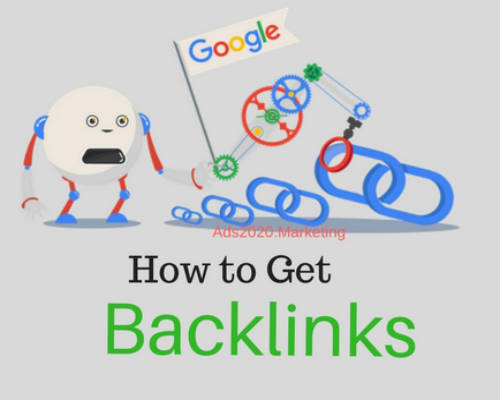 How to Get Backlinks to Rank your Website-500x400