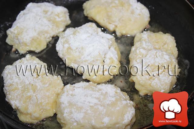 рецепт вкусных овощных картофельных котлет пошаговые фото