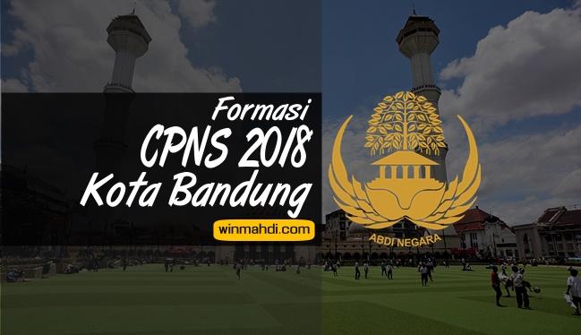 Formasi CPNS Kota Bandung