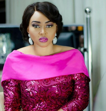 mercy aigbe sell gold to pay daughter school fees