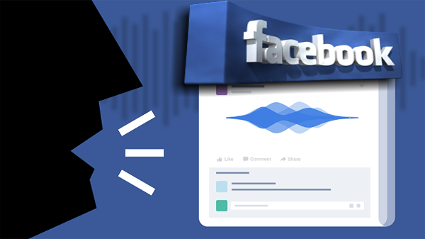 Facebook finally allows users to publish audio clips in the form of publications on the site