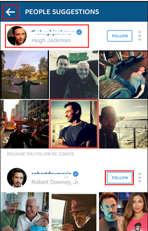 Best People To Follow On Instagram