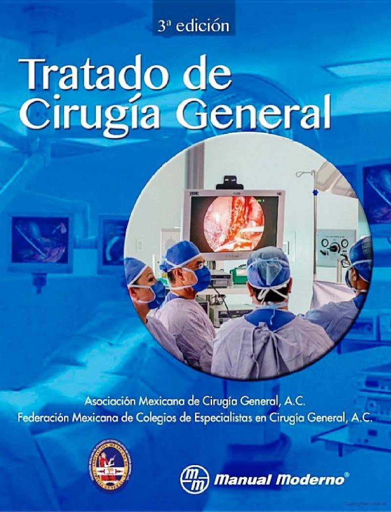 Tratado de cirugía general, 3ra Edición – José Luis Morales Saavedra [Volumen I y II]