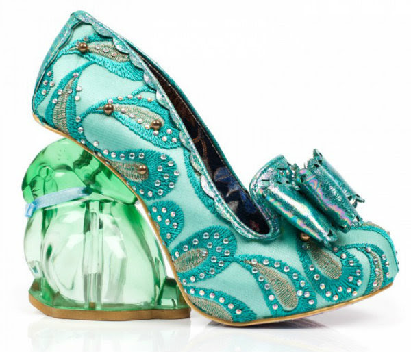 Irregular Choice hoppity bunny green